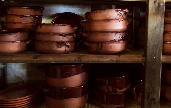 マヨルカ島伝統のキャセロール