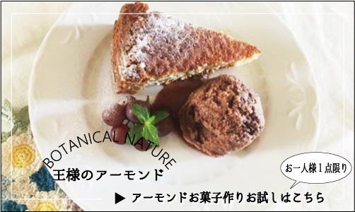 マヨルカ島産アーモンドお菓子作りお試しセット