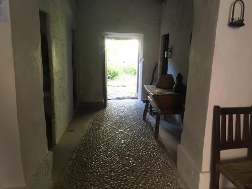 ジュニペロ・セラの生家