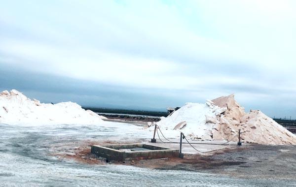 マヨルカ島の天然塩